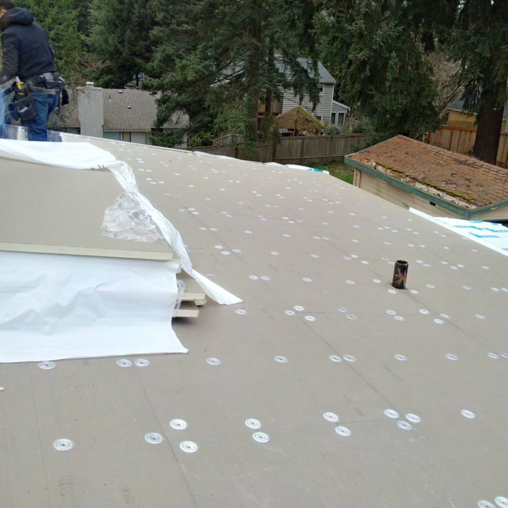 Flat Roofing Oasis Construction Group Inc